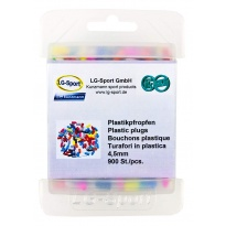 Plastic Plugs 900 pcs