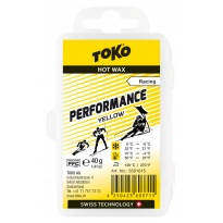 Performance Hot Wax yellow 40g
