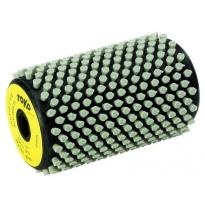Rotary Brush Nylon Grey