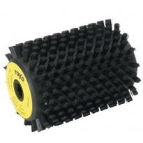 Rotary Brush Nylon Black